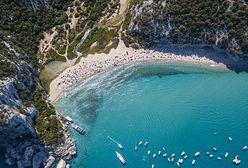 Sardynia. Turyści notorycznie wpadają na lotnisku. Kary nawet do 3 tys. euro