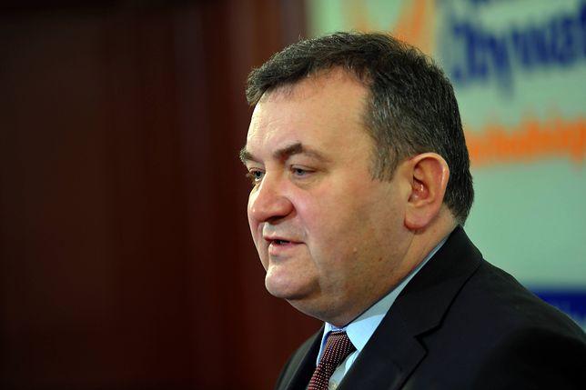 Jest decyzja sejmowej komisji ws. Stanisława Gawłowskiego. Chodzi o zgodę na zatrzymanie