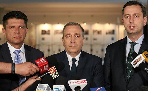 """Grzegorz Schetyna premierem? """"Musiałby nastąpić kataklizm"""""""