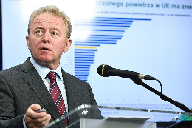 Janusz Wojciechowski jest członkiem Europejskiego Trybunału Obliczeniowego w Luksemburgu