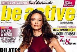 Kinga Rusin pokazuje piękne ciało na okładce magazynu