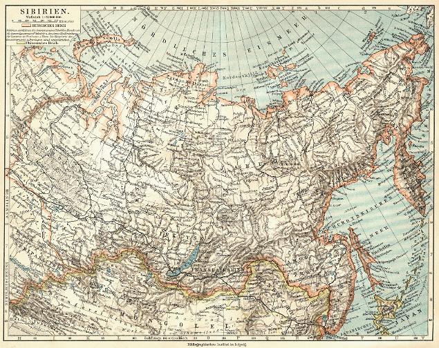 Syberia, czyli imperium. Dzięki niej Rosja zyskała strategiczną przewagę nad Polską