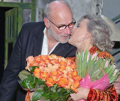 Krystyna Janda bawiła się na weselu Piotra Machalicy