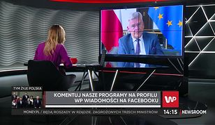 """Wicemarszałek Senatu Stanisław Karczewski o wypowiedzi Krystyny Jandy: """"Te słowa dzielą Polaków"""""""