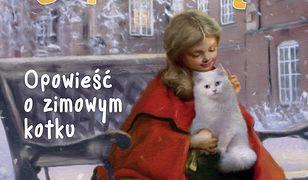 Zaopiekuj się mną. Opowieść o zimowym kotku