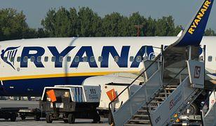 Ryanair zawiesza niektóre połączenia z Polski