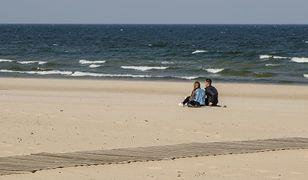 Od poniedziałku plaże są otwarte