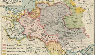 U progu XVI w. w Polsce było ok. 700 miast