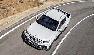 Mercedes-Benz Klasy X (2017) - premiera