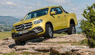 Mercedes Klasy X wchodzi na rynek. Ile kosztuje pick-up klasy premium?