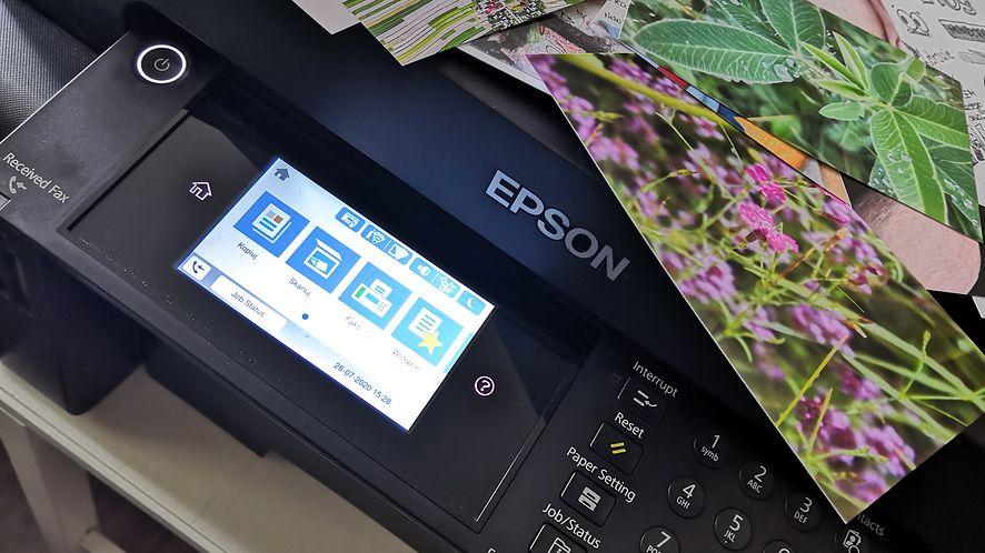 Wielofunkcyjny Epson EcoTank L15150, czyli wszystko w jednym i to w rozmiarze A3+. Test