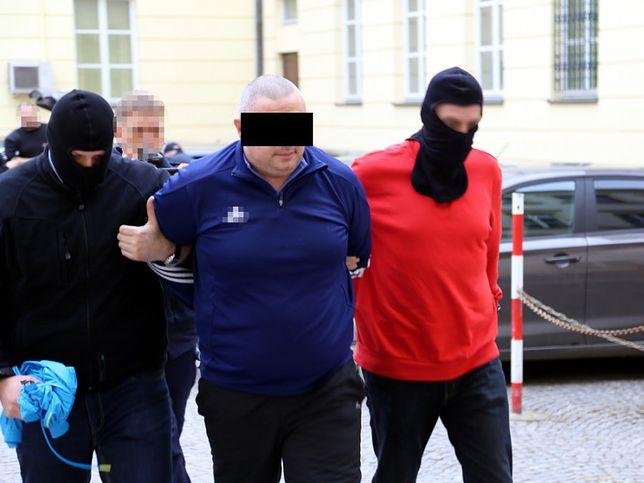 Mariusz K. został zatrzymany pod zarzutem kierowania gróźb wobec polityków