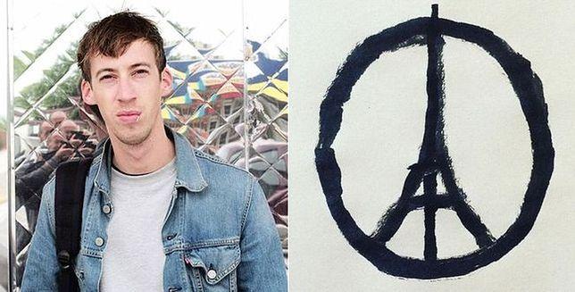 """Jean Julien - to on wymyślił symbol """"pokojowej wieży Eiffla"""""""