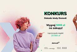 KONKURS Dekada Mody Domodi. Do wygrania 25 000 zł na zakupy!