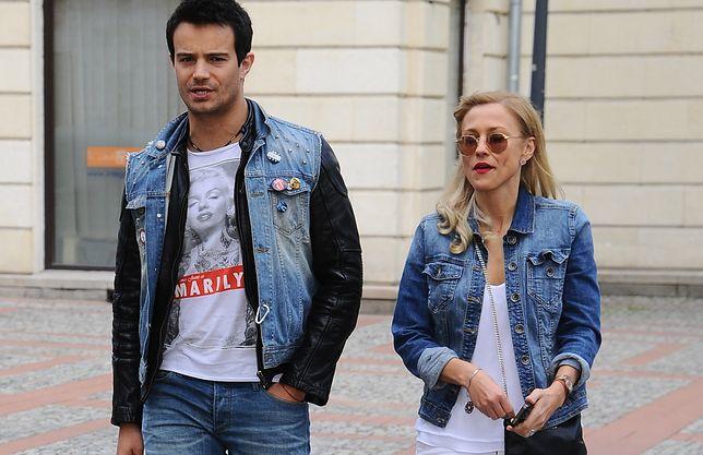 Mikołaj Krawczyk i Sylwia Juszczak mają córeczkę