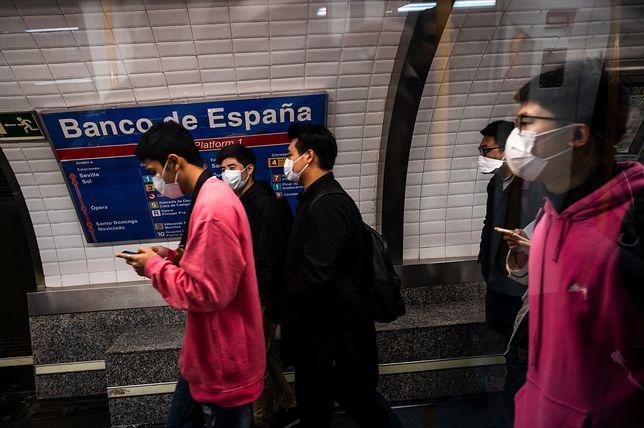 Koronawirus. Rekordowa liczba ofiar śmiertelnych w Hiszpanii