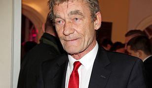 Krzysztof Kiersznowski trafił do szpitala