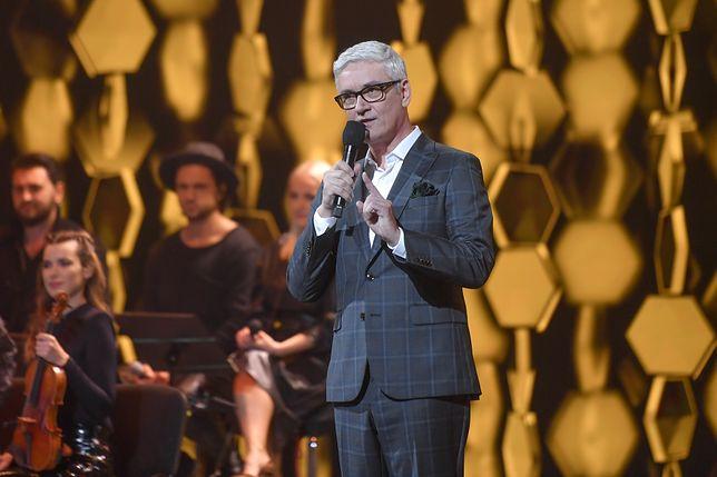 Artur Orzech komentował Eurowizję z domu