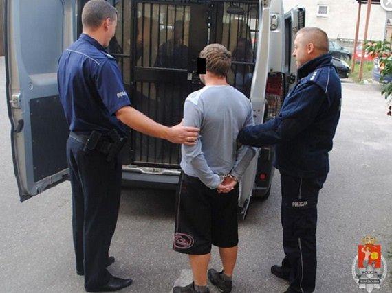 Podejrzany o napad na stację benzynową został zatrzymany!