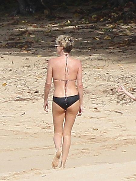 Na plaży nie wygląda już tak dobrze...