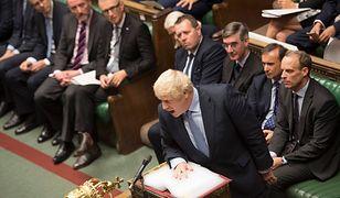 Brexit. Premier Boris Johnson dwukrotnie przegrał głosowania w parlamencie
