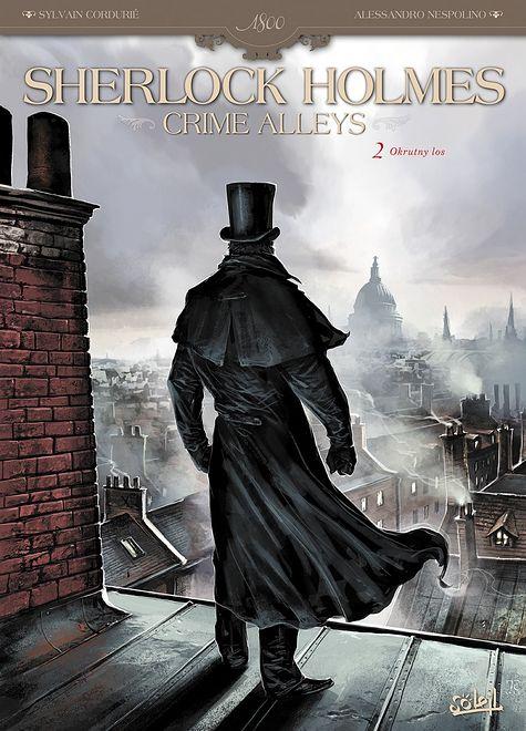"""Sherlock Holmes: Crime Alleys. Okrutny los"": cierpienia młodego Holmesa [RECENZJA]"