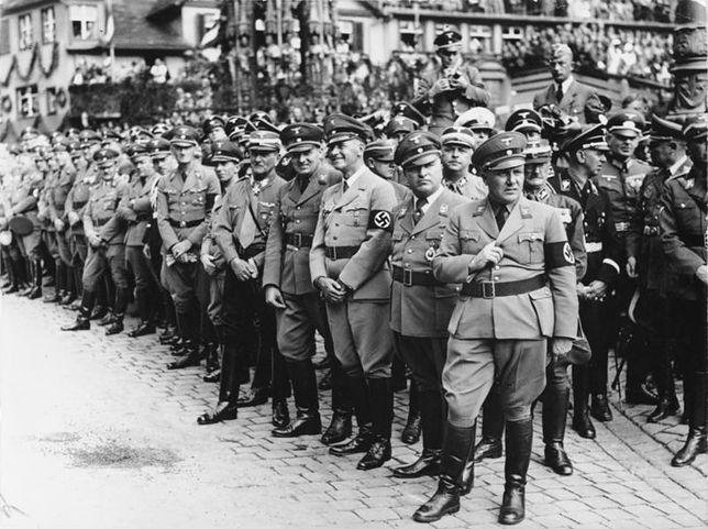 Gdyby Hans Frank zrealizował swoje zamierzenia, zamiast Kolumny Zygmunta na Placu Zamkowym stałby pomnik Germanii.
