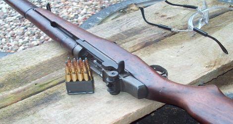 Garand - karabin, który wygrał II wojnę światową