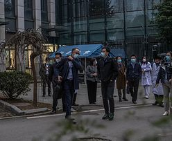 Tajemnica targu Huanan. Śledztwo w Wuhan