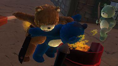Naughty Bear będzie gorszy niż najbardziej krwawe pozycje