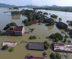 Powódź w Chinach. 14 osób zginęło po zniszczeniu tamy na rzece Jangcy