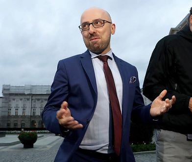 """Krzysztof Łapiński nie wycofał się ze swoich słów. """"Wszyscy widzimy, że Jarosław Kaczyński (...) jest bardzo wpływowy"""""""