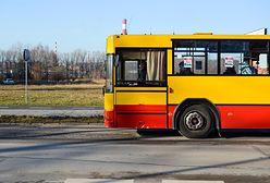 Warszawa. Panika w autobusie. Wybuchła chłodnica