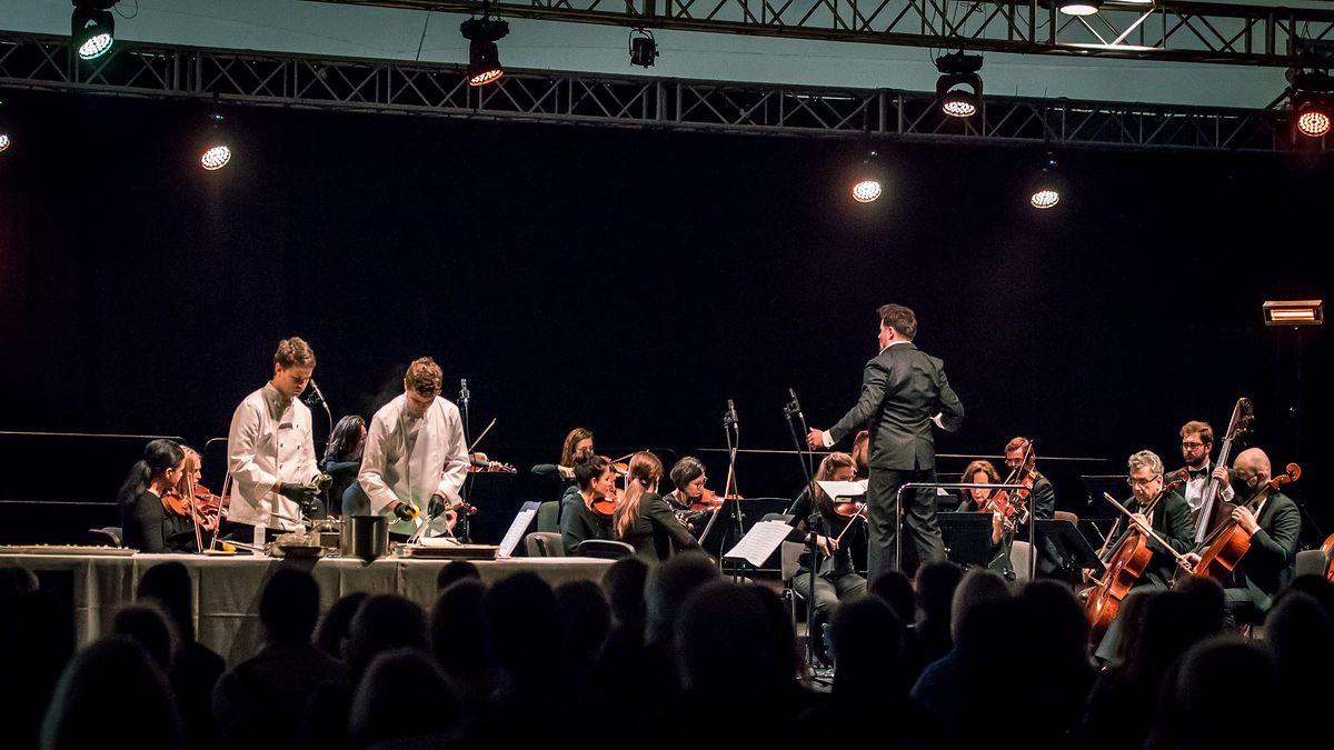 Warszawa. Serwis Sinfonia Varsovia