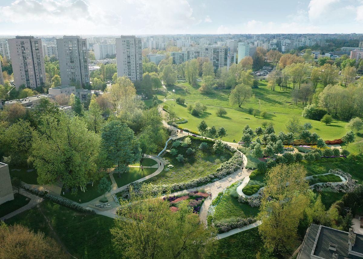 Warszawa. Jest pozwolenie na budowę Parku Polskich Wynalazców