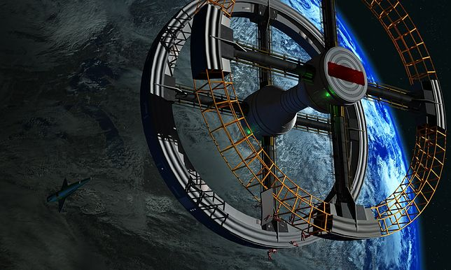 Rzuć wszystko i leć na Asgardię! Powstaje pierwsze państwo w kosmosie