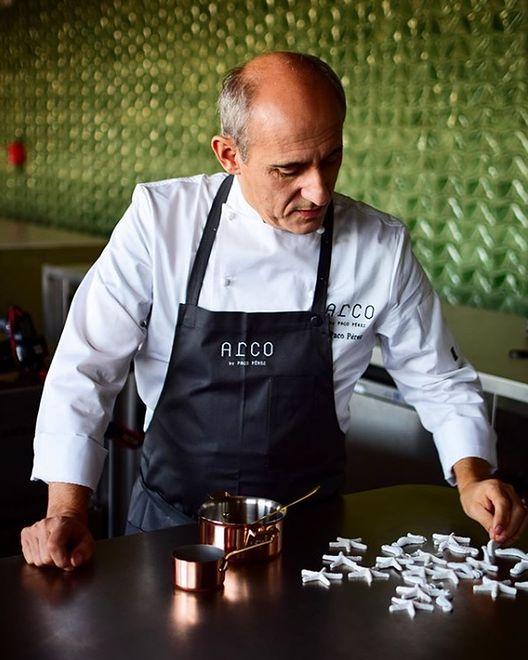 Paco Perez, najlepszy kucharz świata, otworzył restaurację w Gdańsku
