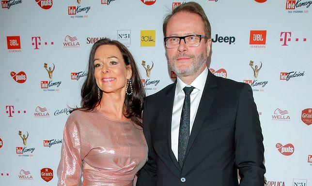 Artur i Paulina Żmijewscy tworzą szczęśliwe małżeństwo