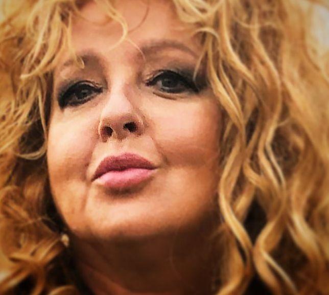 Magda Gessler z nową fryzurą. Internauci porównują ją do Shakiry