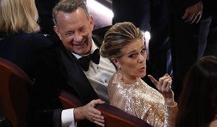 Tom Hanks i Rita Wilson walczą z koronawirusem