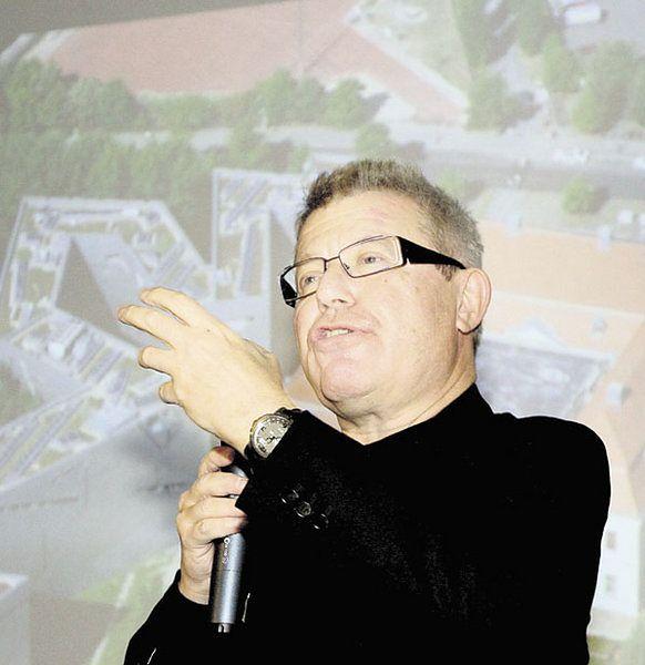 Daniel Libeskind zaprojektuje budynek na terenie EC1