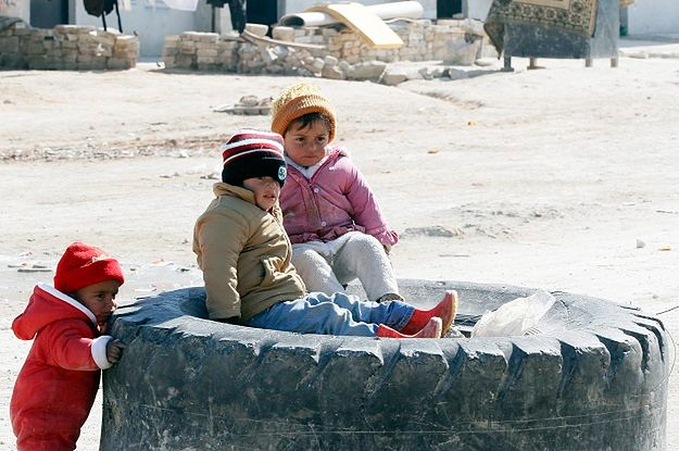 Sieroty z Aleppo jednak przylecą do Sopotu? Pomoże Polska Misja Medyczna
