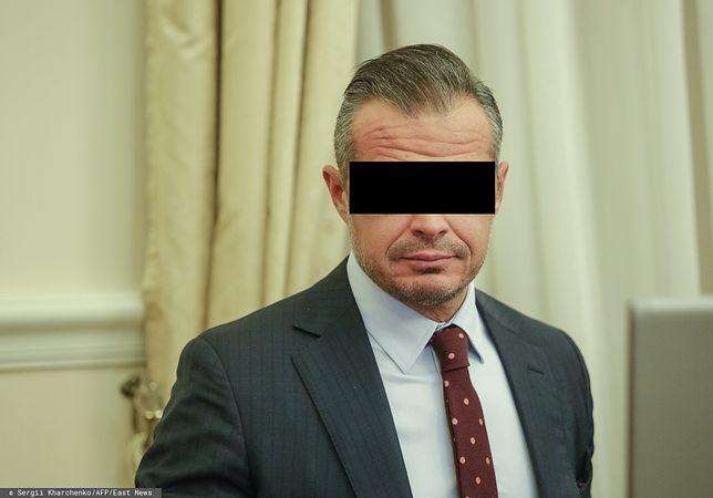 Zatrzymano Sławomira N.
