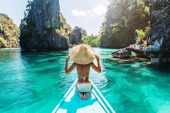 Samotne kobiece wakacje staja się coraz bardziej popularne
