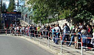 PKL planują zwiększyć liczbę turystów wwożonych na Kasprowy Wierch
