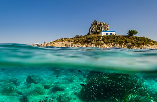 Kastri, Grecja