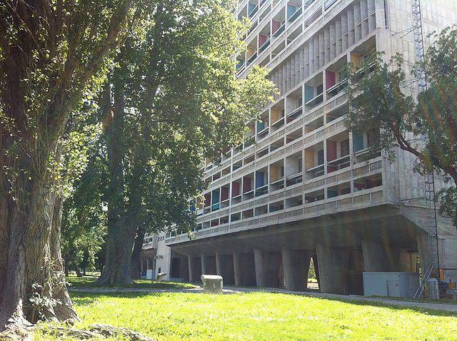 Miasto Promieniste Le Corbusiere