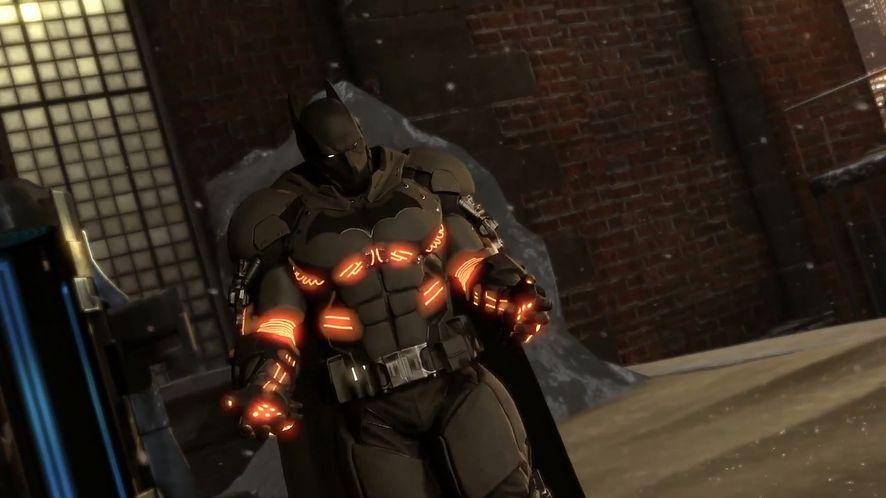 W dodatku do Arkham Origins Batman dostanie nowy kostium