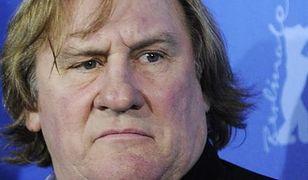 Gerard Depardieu chce zwrócić francuski paszport