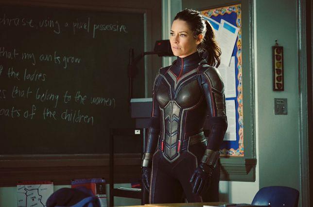 Evangeline Lilly pokazała się w kostiumie Wasp
